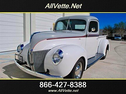 1940 Ford Pickup for sale 100848010