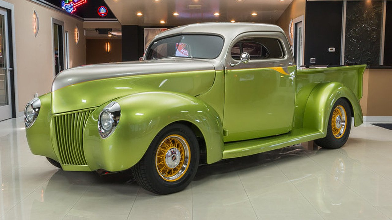 1940 Ford Pickup for sale 100794296