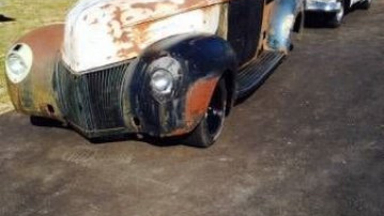 1940 Ford Pickup for sale 100822887