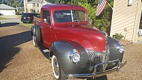 1940 Ford Pickup for sale 100913013