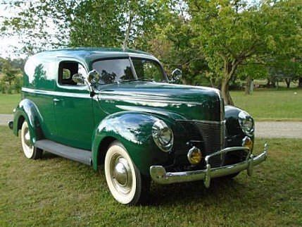 1940 Ford Sedan Delivery for sale 100822958