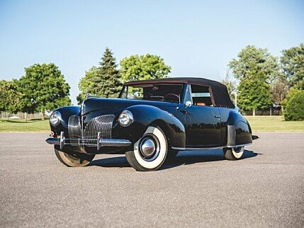1940 Lincoln Continental for sale 101017936