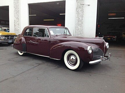1940 Lincoln Zephyr for sale 100766066
