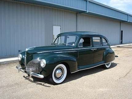 1940 Lincoln Zephyr for sale 100804642