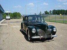 1940 Lincoln Zephyr for sale 100822850