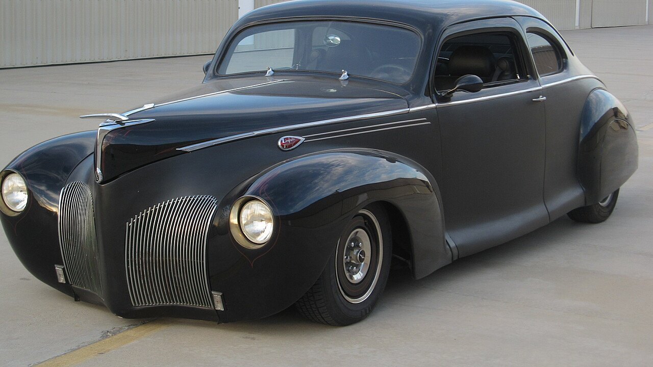 1940 Lincoln Zephyr for sale 100877149