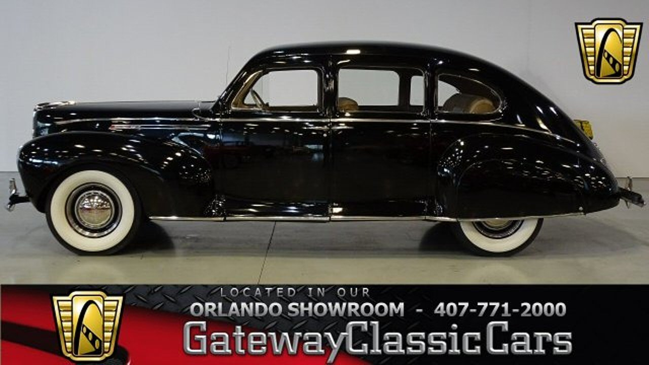 1940 Lincoln Zephyr for sale 100920769