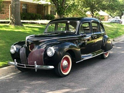 1940 Lincoln Zephyr for sale 100994589