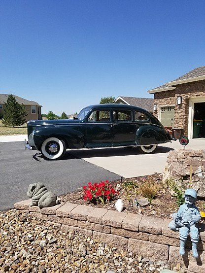 1940 Lincoln Zephyr for sale 101000927