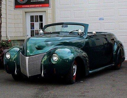 1940 Mercury Custom for sale 100833294