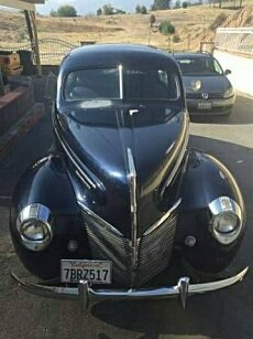 1940 Mercury Other Mercury Models for sale 100822875