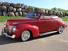 1940 Mercury Other Mercury Models for sale 100823063