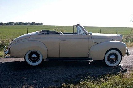 1940 Mercury Other Mercury Models for sale 100830258