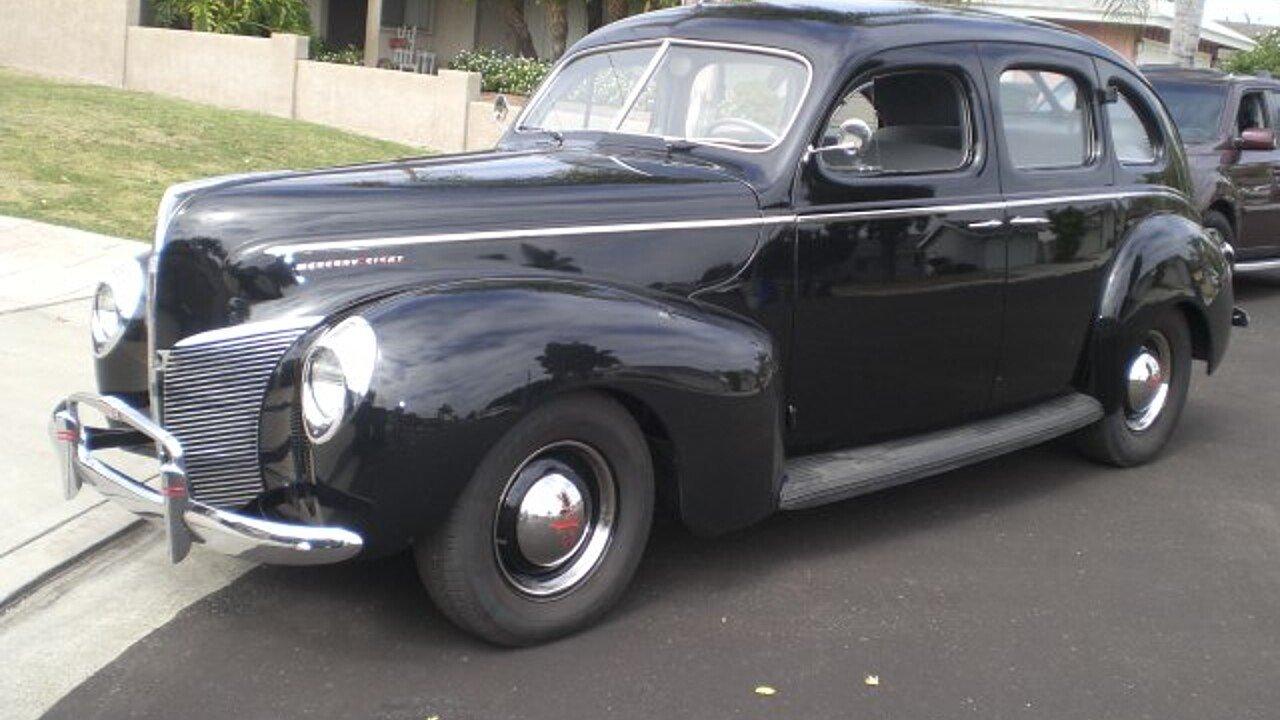 1940 Mercury Other Mercury Models for sale near Cypress, California ...