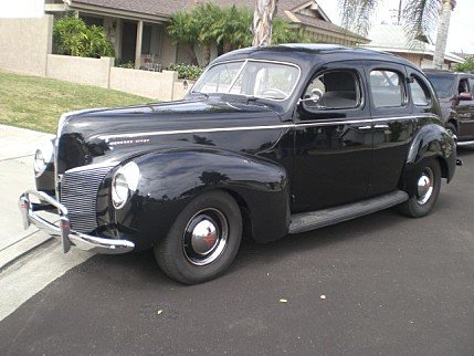1940 Mercury Other Mercury Models for sale 100795972
