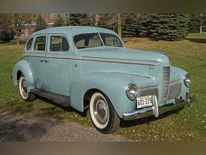 1940 Nash Lafayette for sale 100847899