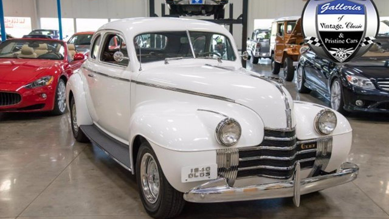1940 Oldsmobile Series 60 for sale 100903518