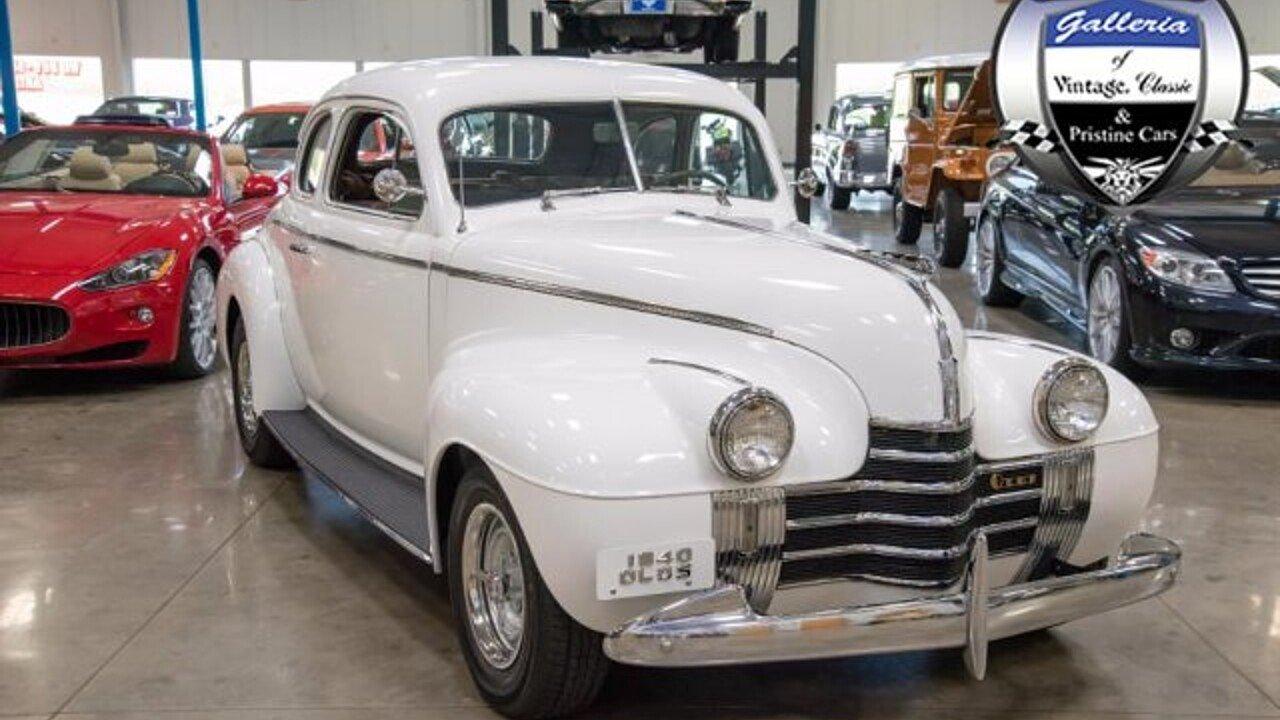 1940 Oldsmobile Series 60 for sale near Salem, Ohio 44460 ...