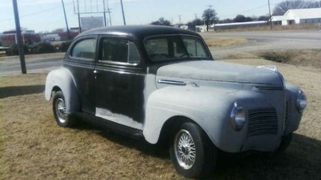 1940 Plymouth Deluxe for sale 100822686