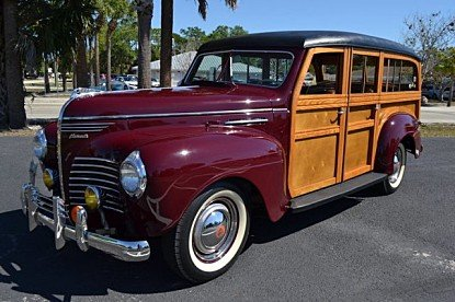 1940 Plymouth Deluxe for sale 100861335
