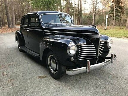1940 Plymouth Other Plymouth Models for sale 100979576