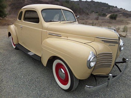 1940 Plymouth Other Plymouth Models for sale 101020682