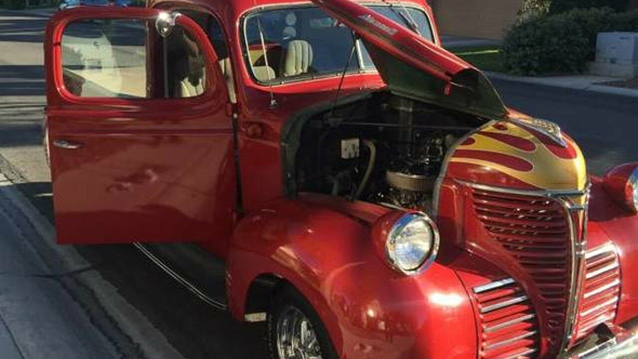1940 Plymouth PT Trucks for sale 100840952