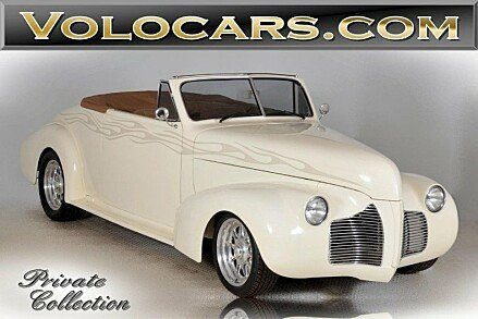 1940 Pontiac Deluxe for sale 100727384