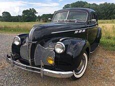 1940 Pontiac Deluxe for sale 100878962