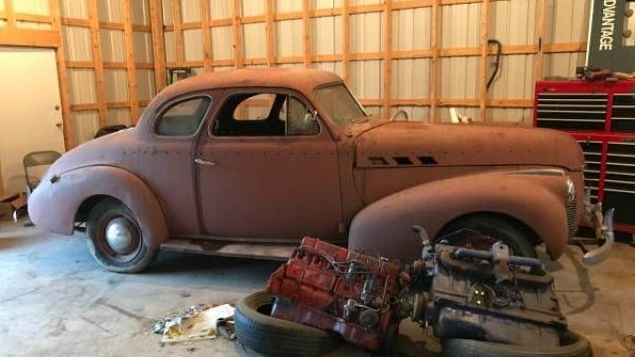 1940 Pontiac Other Pontiac Models for sale 100943470