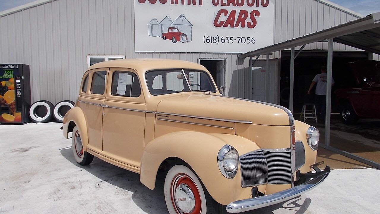 1940 Studebaker Champion for sale 100761322