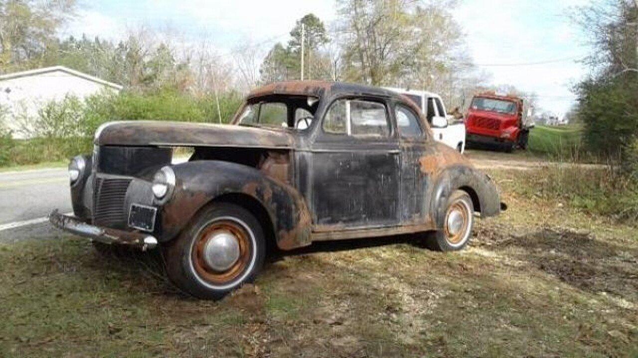 1940 Studebaker Champion for sale 100859457