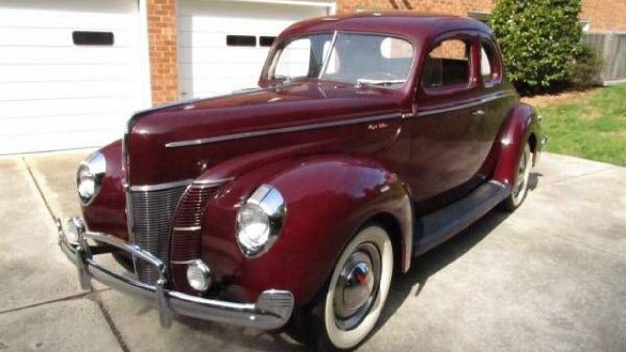 1940 chevrolet Master Deluxe for sale 100858789