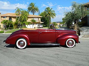 1940 ford Deluxe for sale 100909136