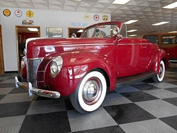 1940 ford Deluxe for sale 100822838