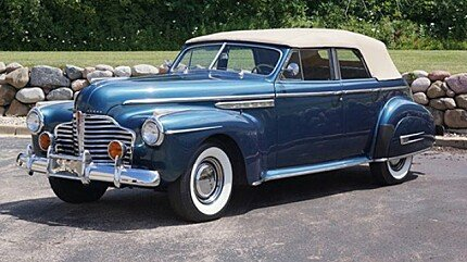 1941 Buick Roadmaster for sale 100895151