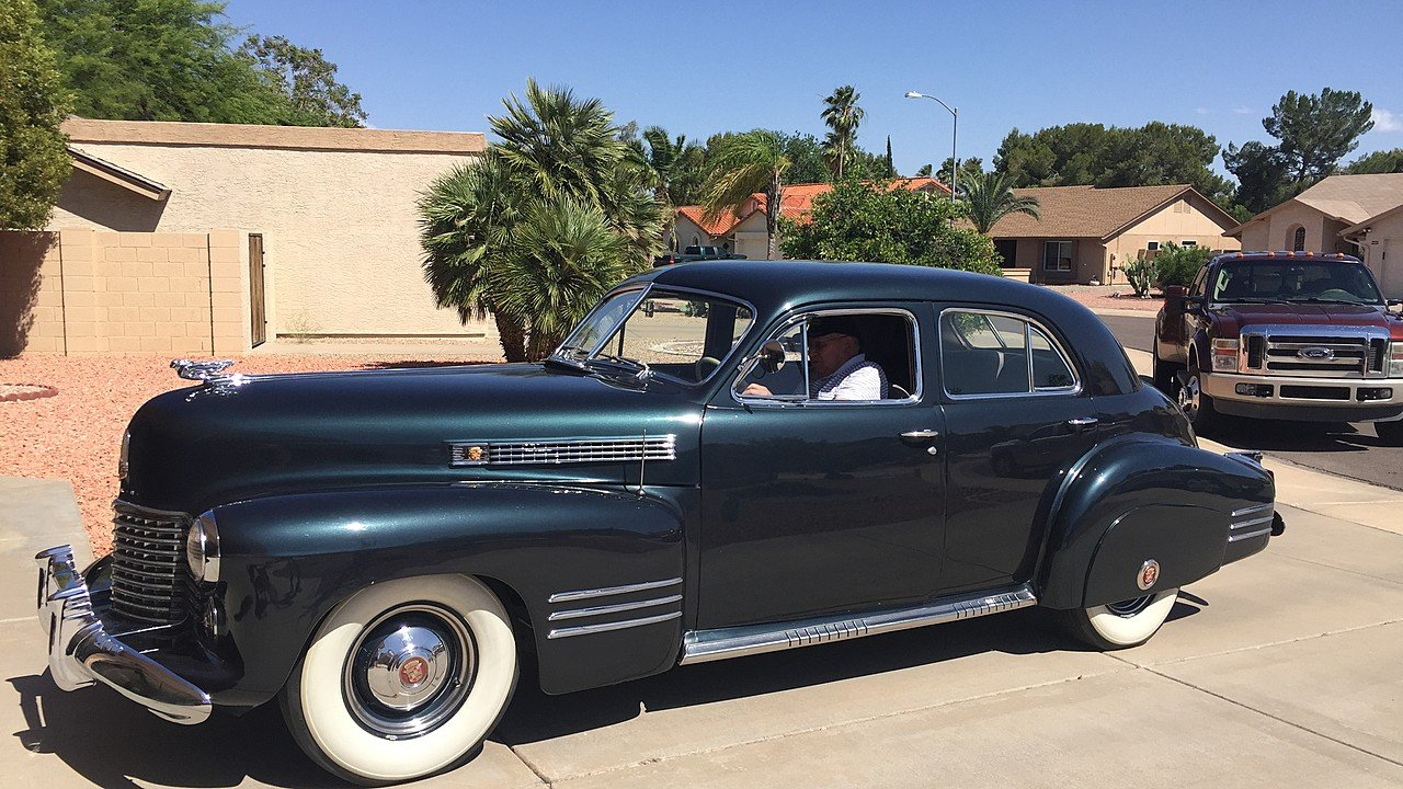1941 Cadillac Series 62 for sale 100884627
