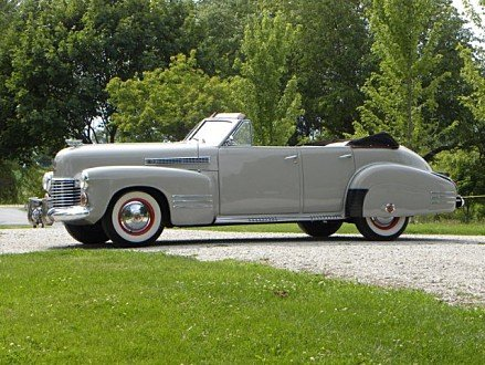 1941 Cadillac Series 62 for sale 100887831