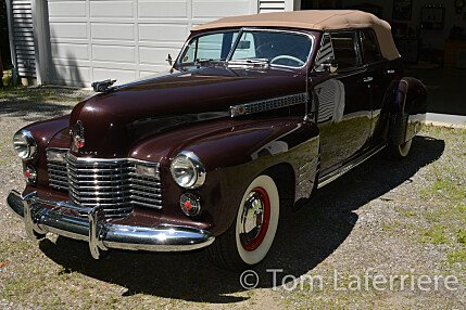 1941 Cadillac Series 62 for sale 100903398