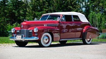 1941 Cadillac Series 62 for sale 100913627
