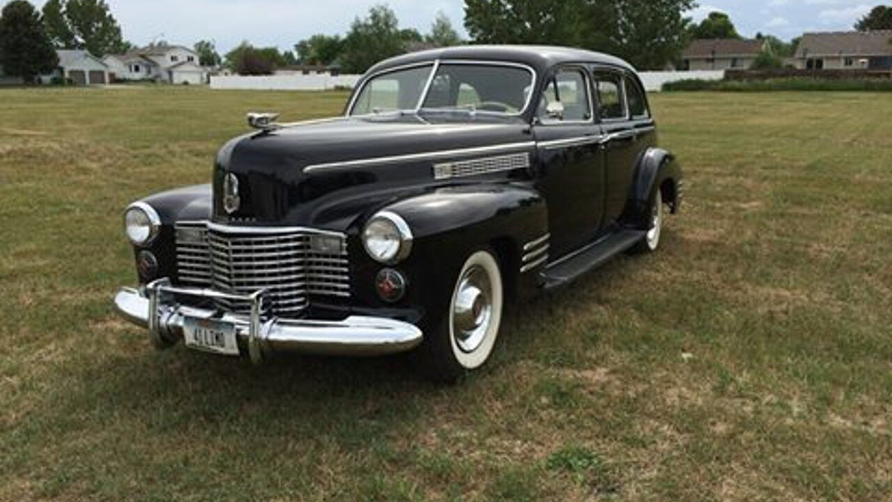 1941 Cadillac Series 75 for sale 100852383