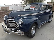 1941 Chevrolet Master Deluxe for sale 100801297