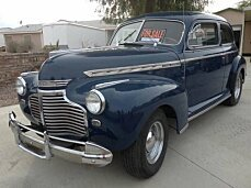 1941 Chevrolet Master Deluxe for sale 100811146