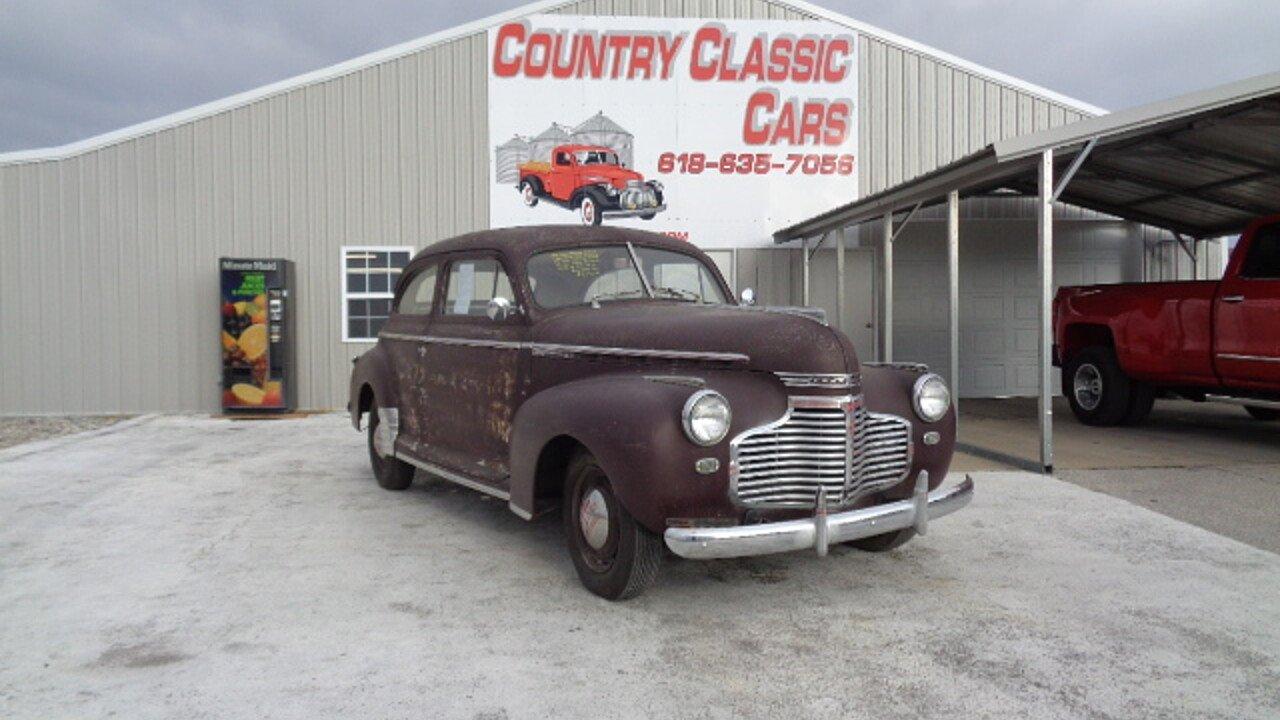 1941 Chevrolet Master Deluxe for sale near Staunton, Illinois 62088 ...