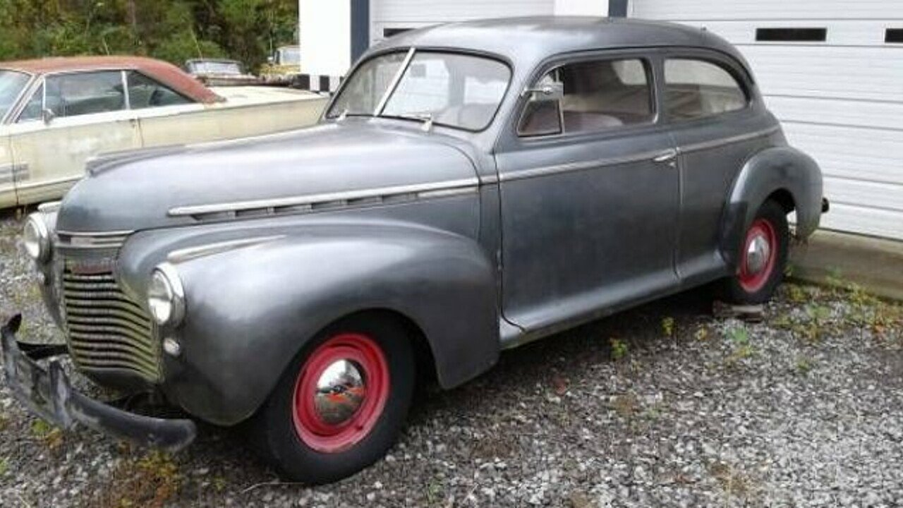 1941 Chevrolet Master Deluxe Classics For Sale On Autotrader Plymouth 2 Dr Coupe 100945952