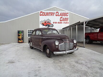 1941 Chevrolet Master Deluxe for sale 100934623