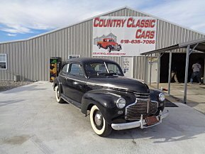 1941 Chevrolet Master Deluxe for sale 101045180