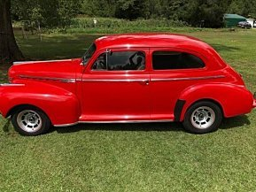 1941 Chevrolet Master Deluxe for sale 101029500