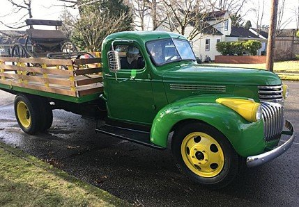 1941 Chevrolet Model AK for sale 100952104