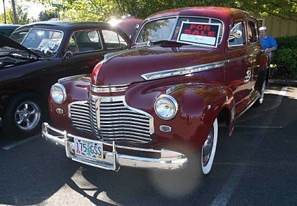 1941 Chevrolet Special Deluxe for sale 100791866
